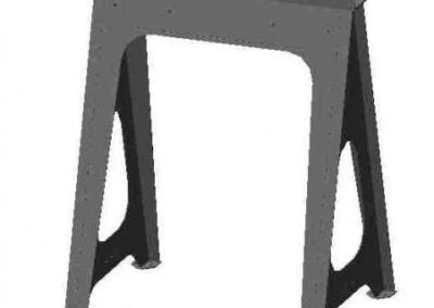 4-60-48 Custom trestle