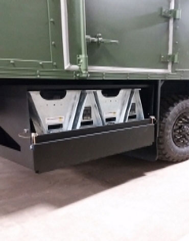 OEM Manufacture Sawhorses Military Truck
